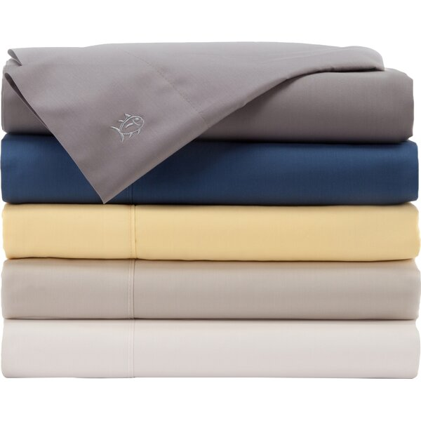 Skipjack 300 Thread Count 100% Cotton Sheet Set by Southern Tide
